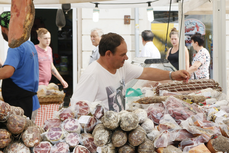 Pula tržnica