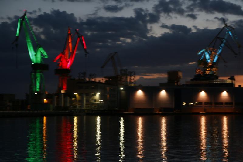 Pula pristanišče