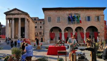 Pula rimski festival