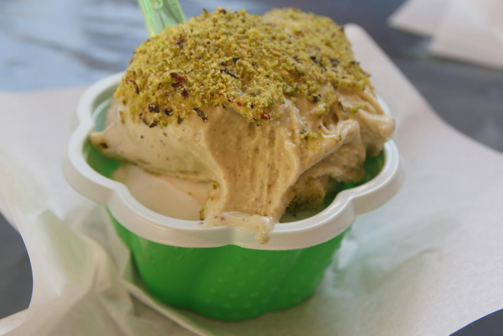Bronte, pistacijin sladoled je na Siciliji vrhunski