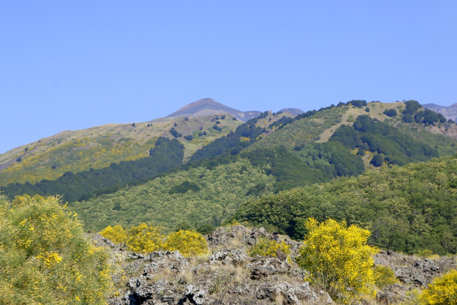 Vulkan Etna Sicilija