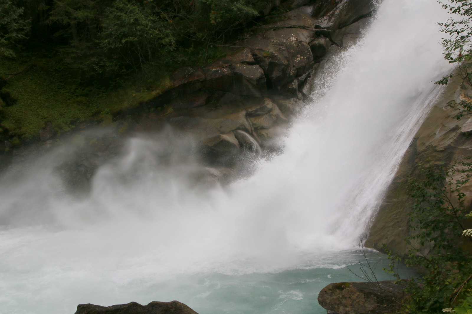 Krimmlski slapovi Avstrija