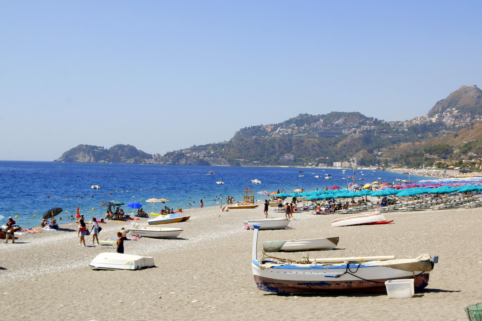 Letojani plaža