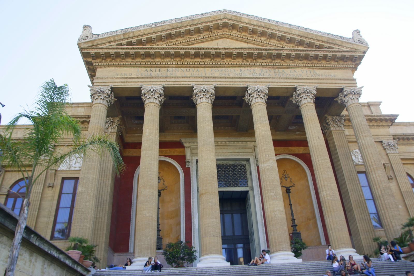 Palermo gledališče