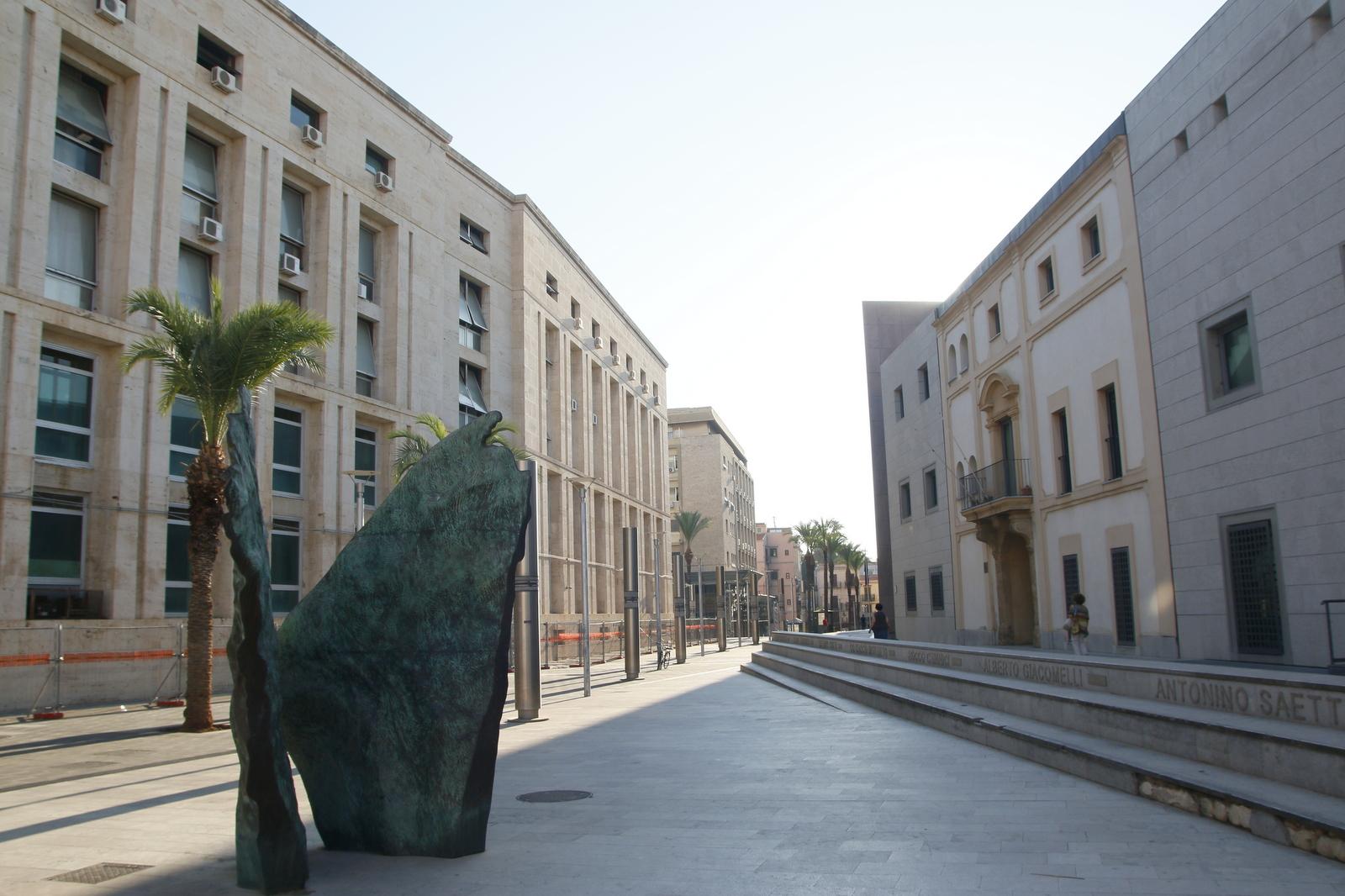 Palermo, novejši del mesta