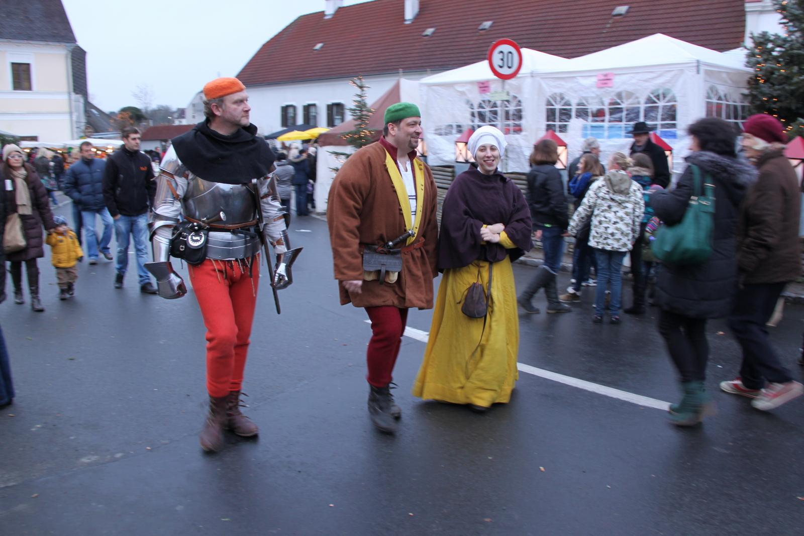 Stadtschlaining, srednjeveški advent