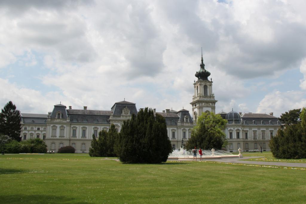 Keszthely palača Festetičev