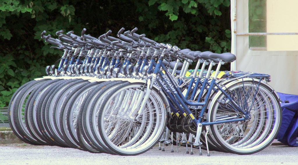 Donava s kolesom