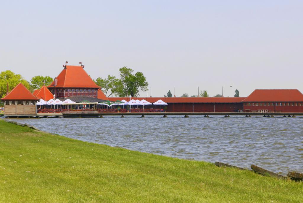 Letovišče ob jezeru Palič
