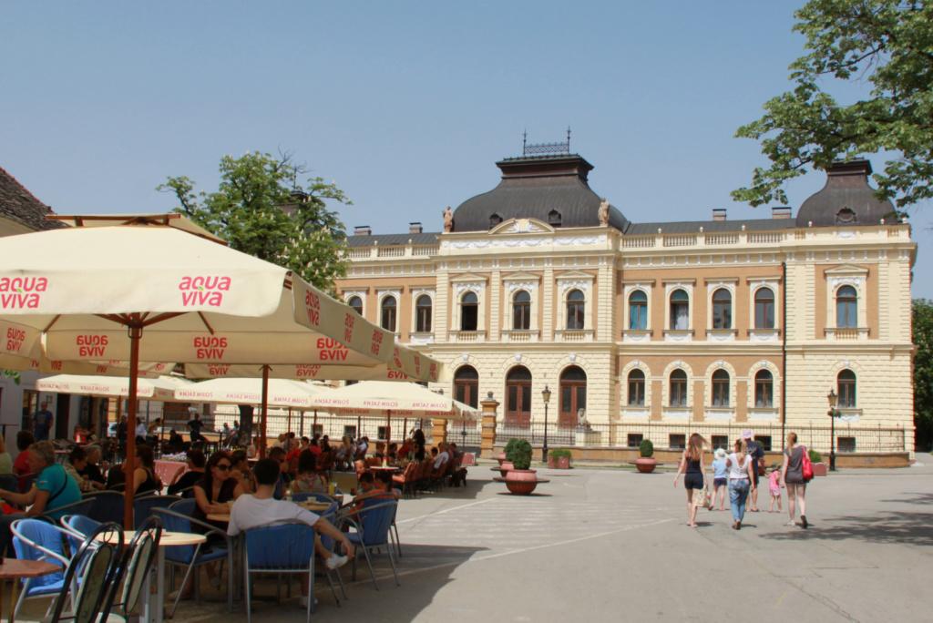 Sremski Karlovci središče mesta