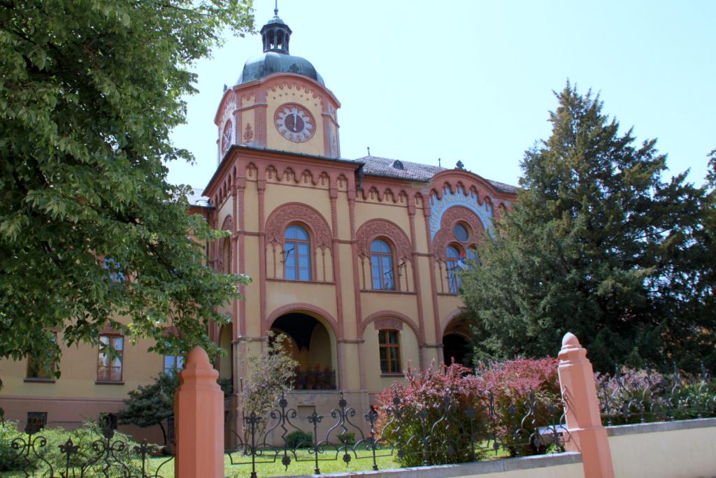 Sremski Karlovci osrednji trg