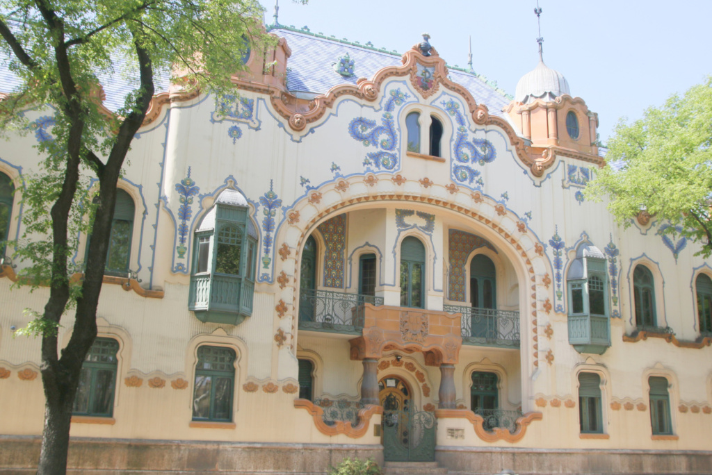 Subotica je znana po secesiji