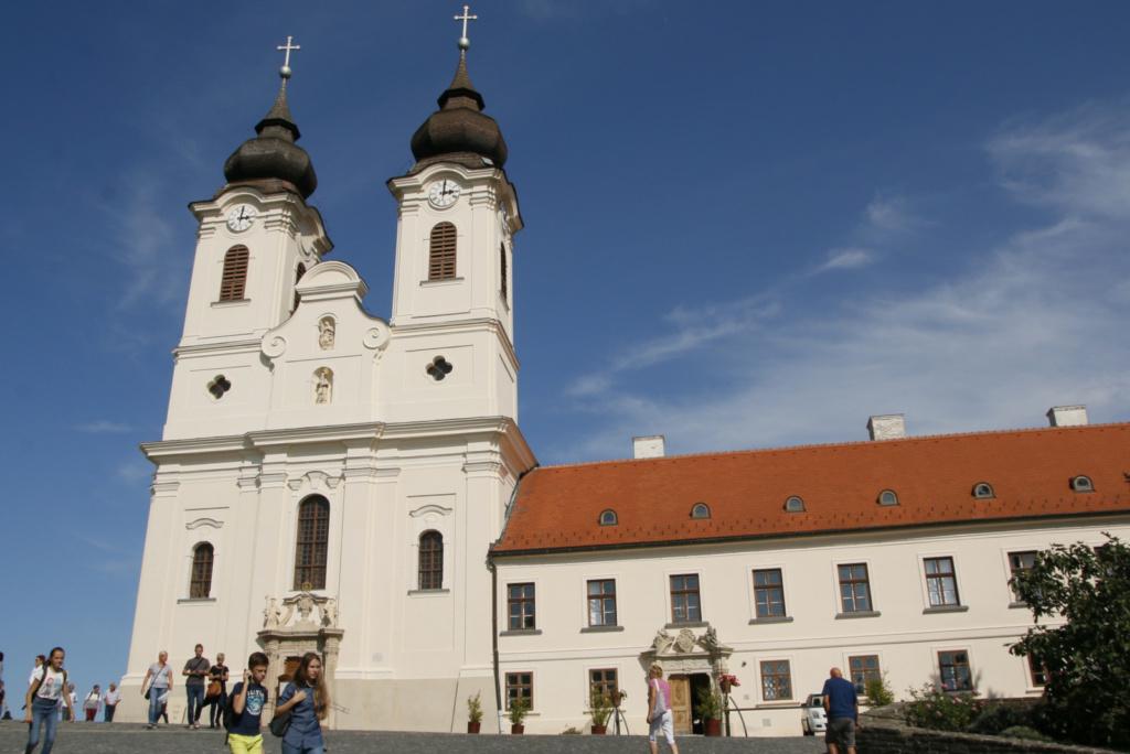 Tihany,cerkev sv. Andreja