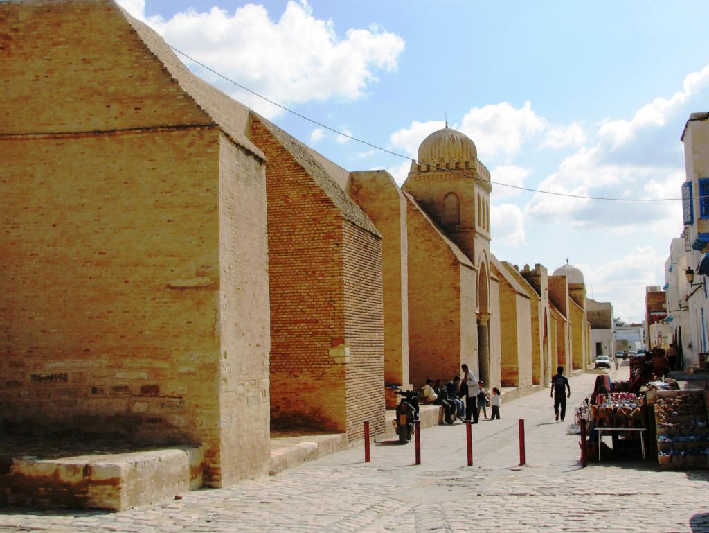 Kairouan retje najsvetejše muslimansko mesto