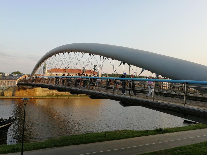 Krakow most