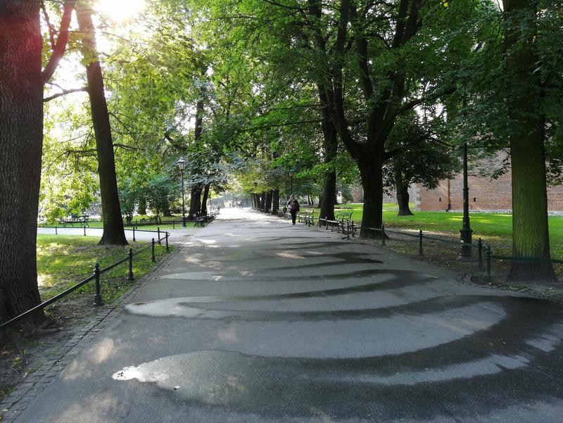 Krakow zeleni obroč
