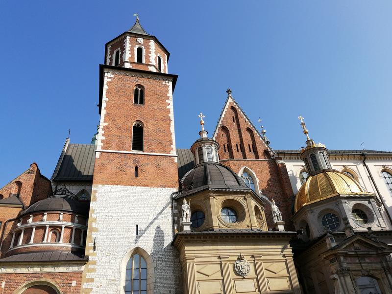 Krakow grad Wawel