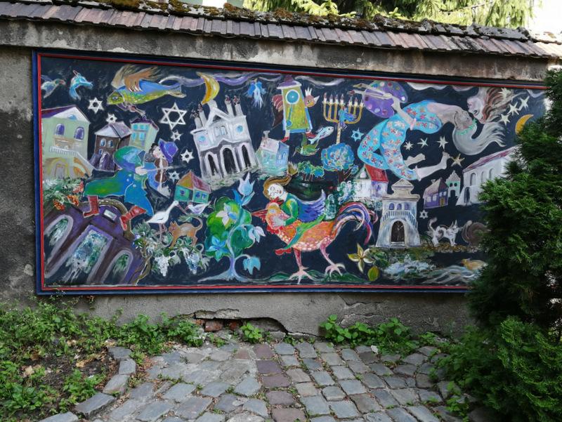 Krakow judovska četrt