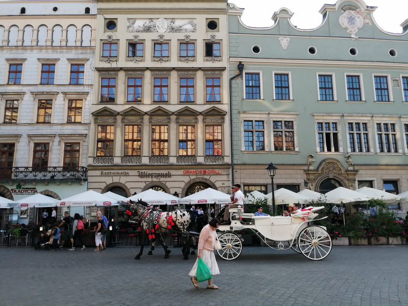 Krakow Glavni trg