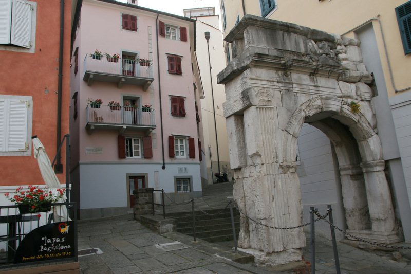 Trst Italija