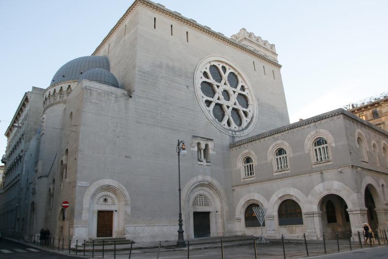 Trst sinagoga