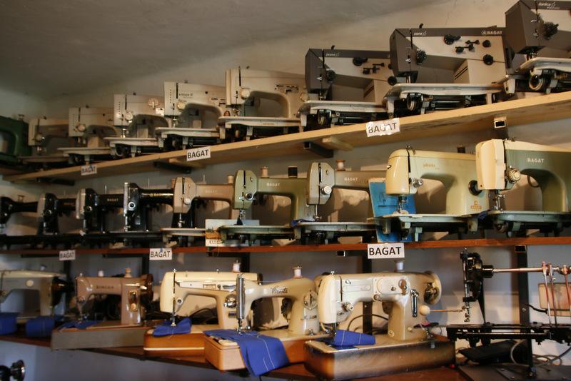 Muzej šivalnih strojev Križni vrh