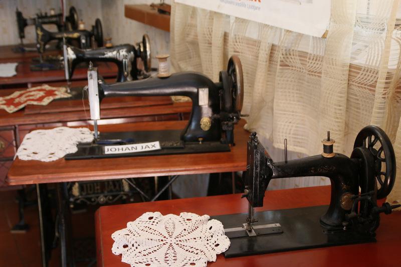 Muzej šivalnih strojev Babič