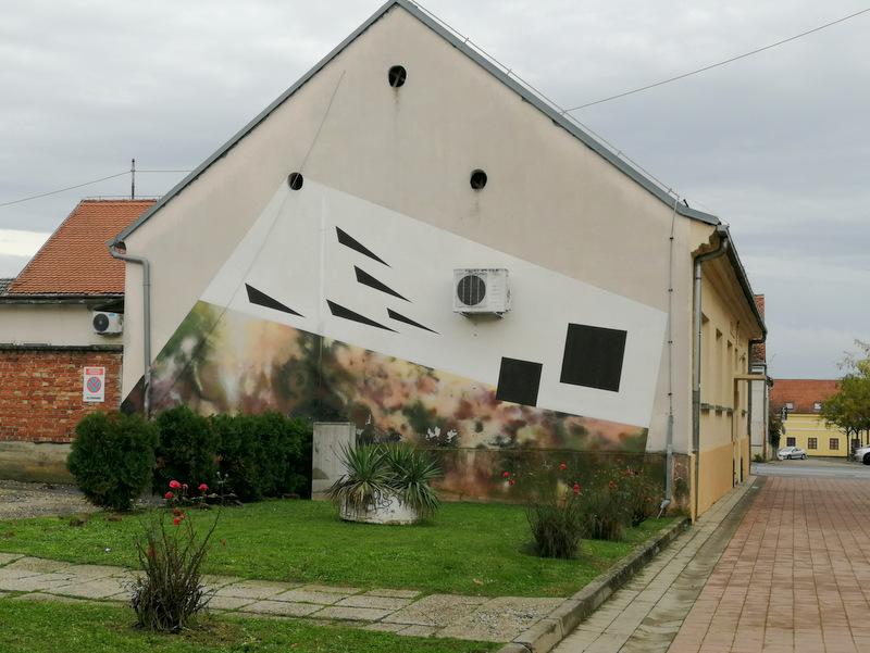 Bjelovar poslikava stavbe