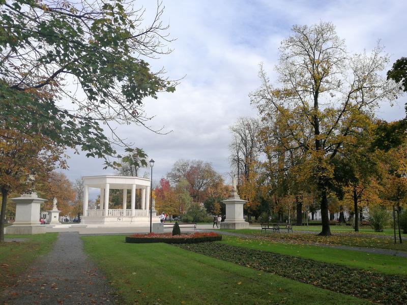 Bjelovar park
