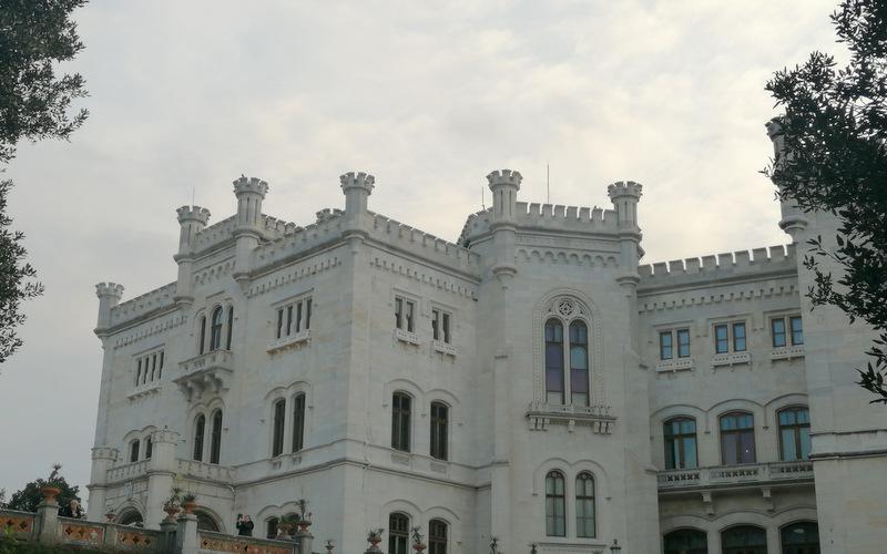 Grad Miramare