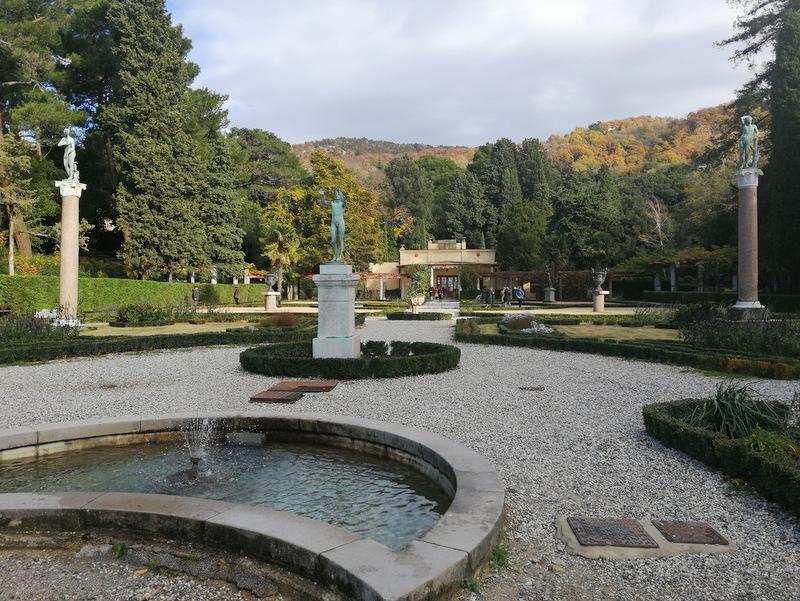 Miramare park