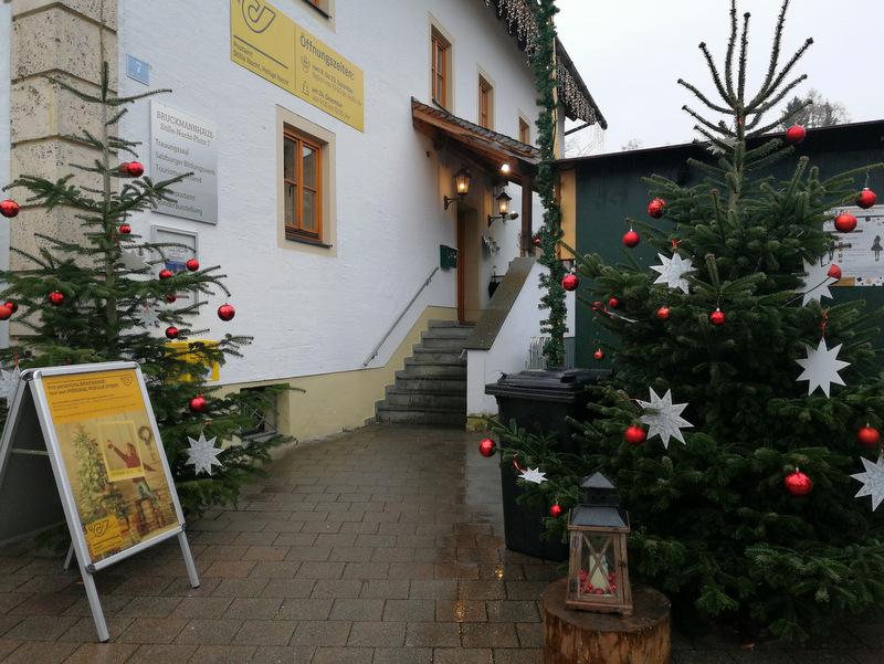 Oberndorf božična pošta