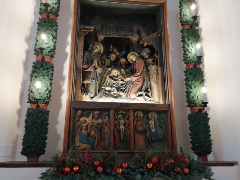 Oberndorf cerkev
