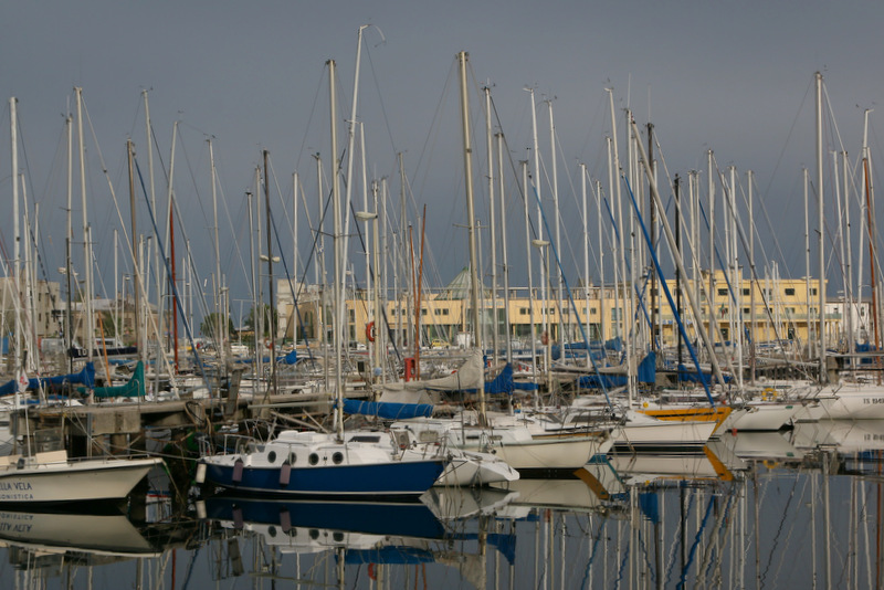 Trst pristanišče