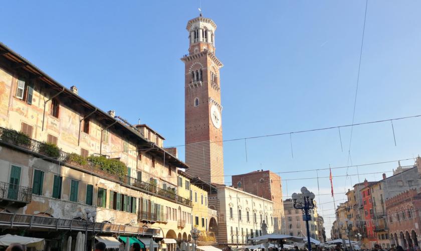 Verona znamenitosti