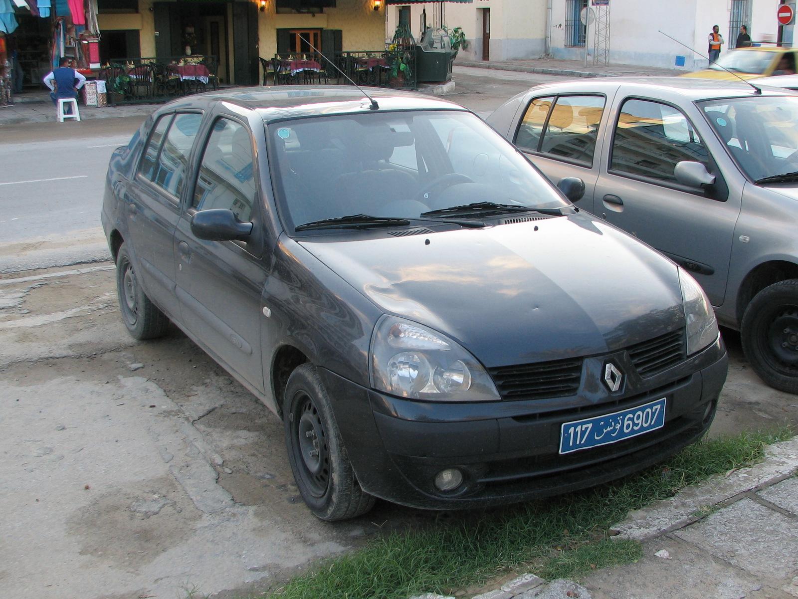 Tunizija najem avtomobila