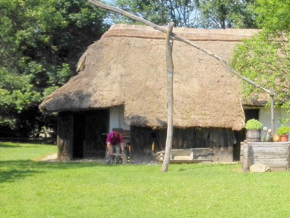Gospodarski del Dominkove domačije v Gorišnici