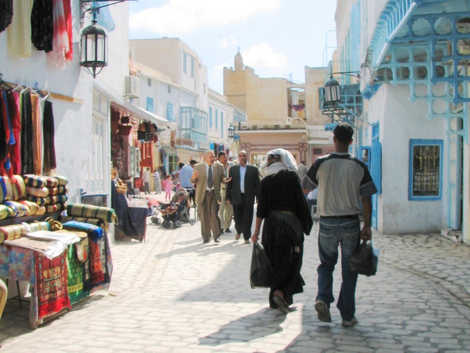 Kairouan središče mestan