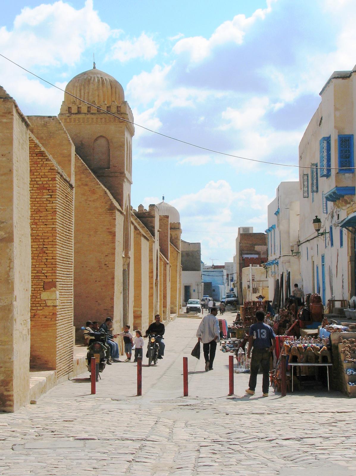 Mesto Kairouan