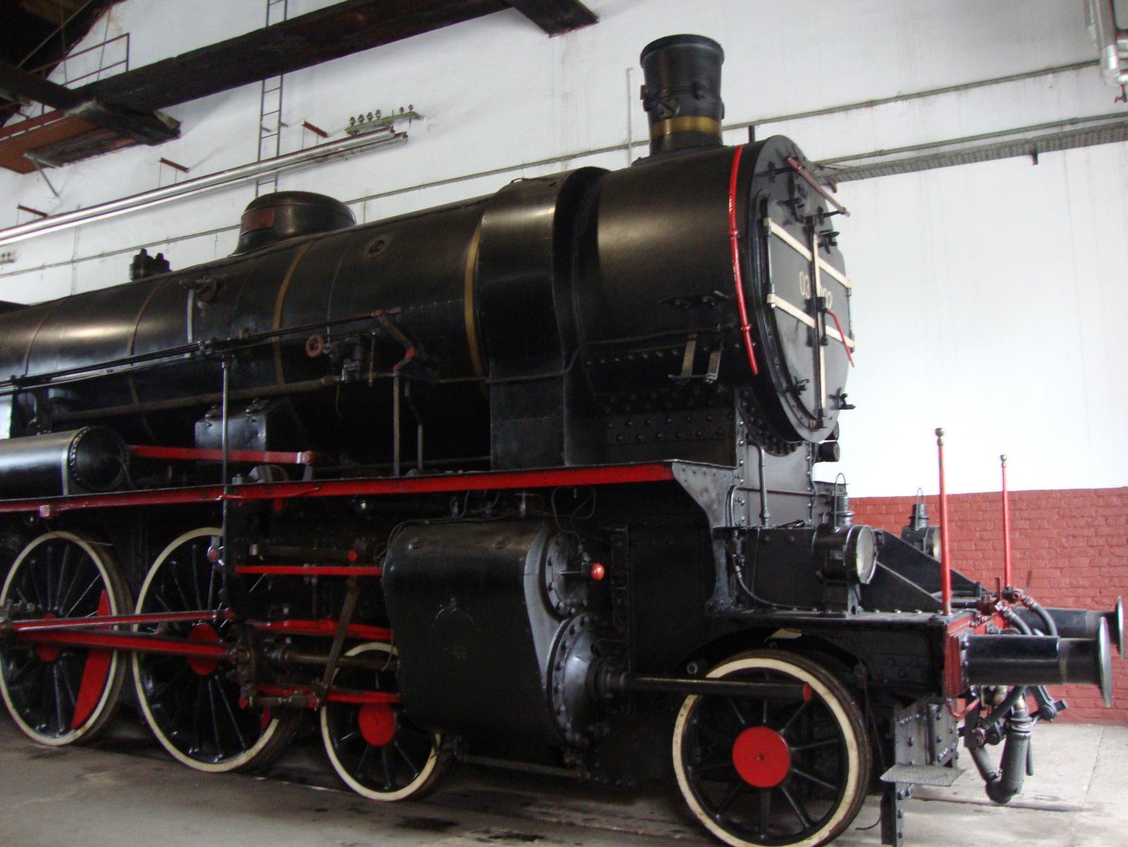Stare lokomotive