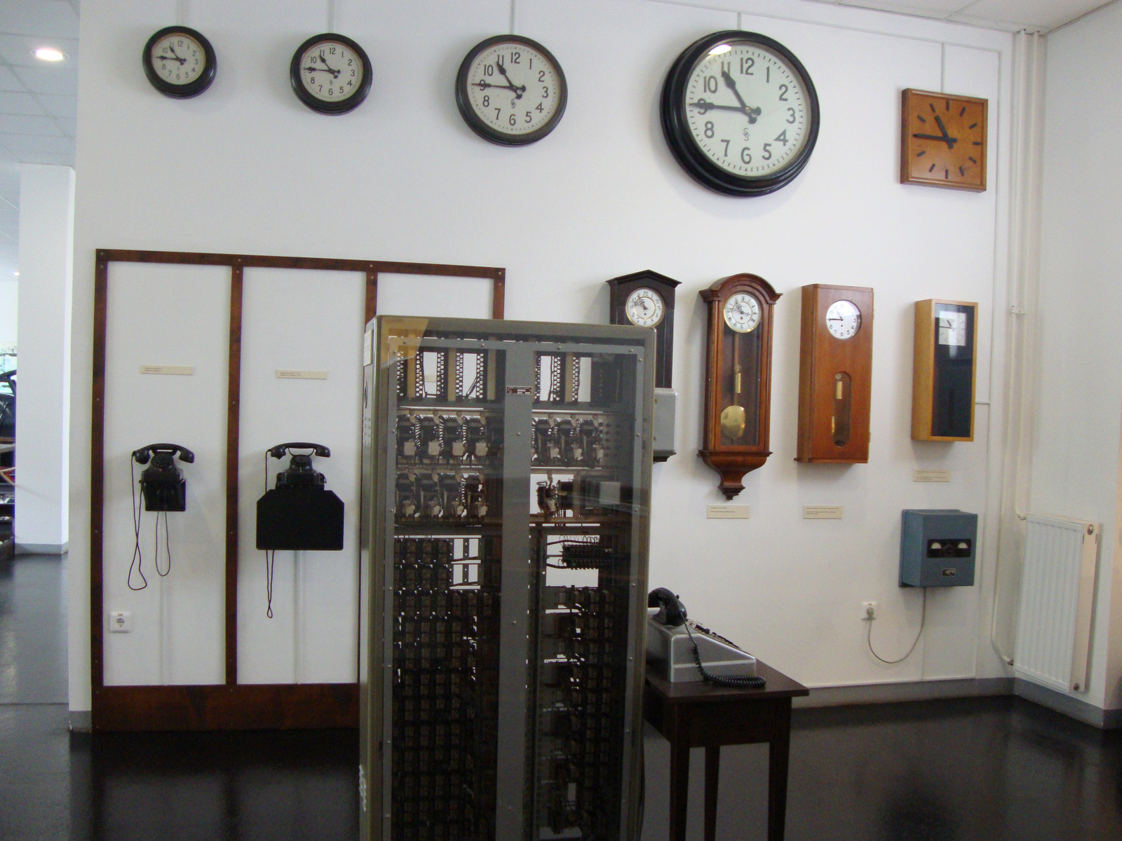 Železniške ure