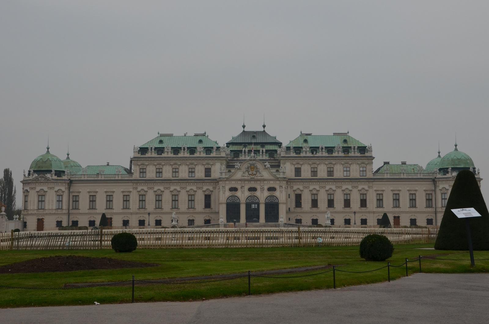 Dvorec Belvedere