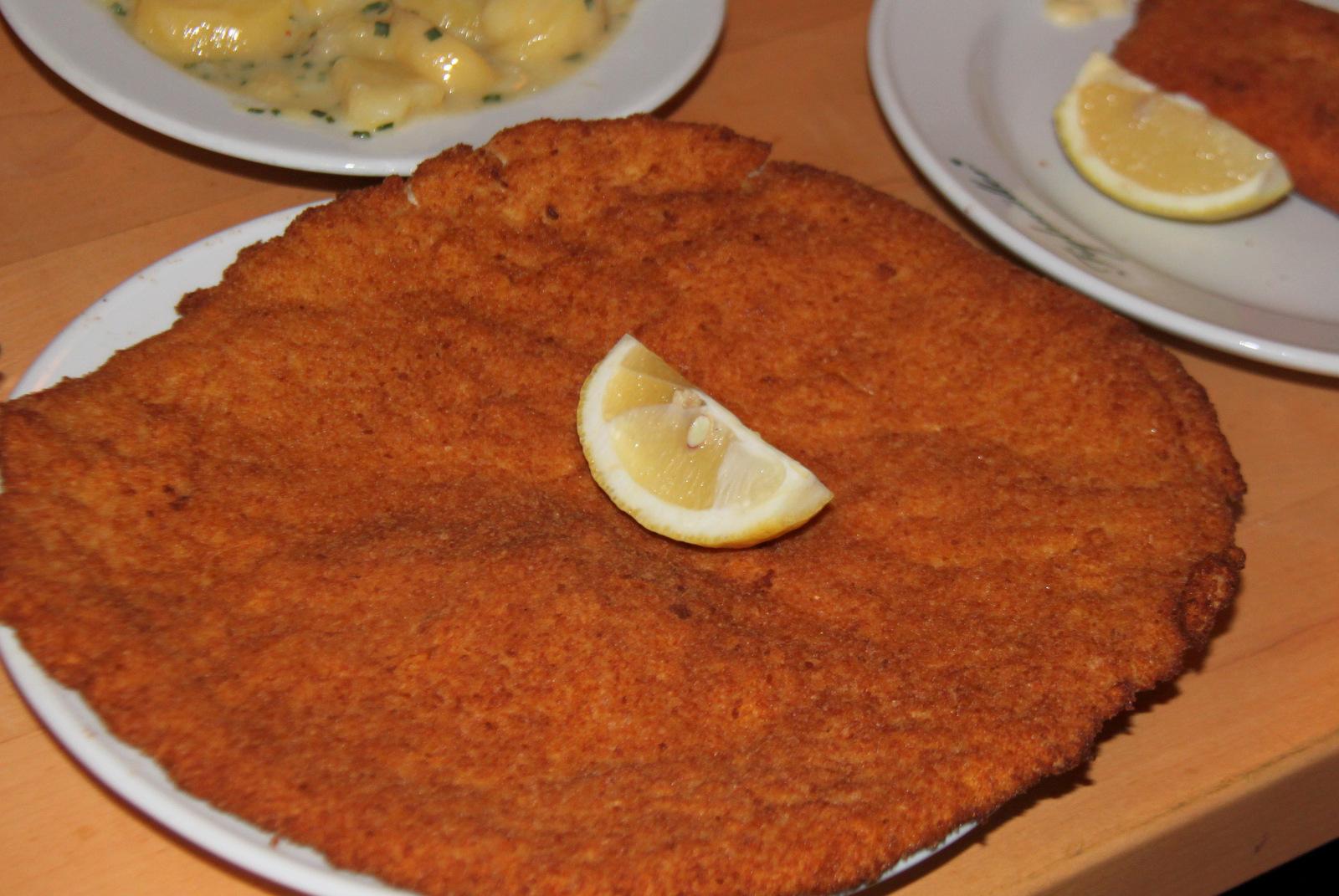 Originalni dunajski zrezek