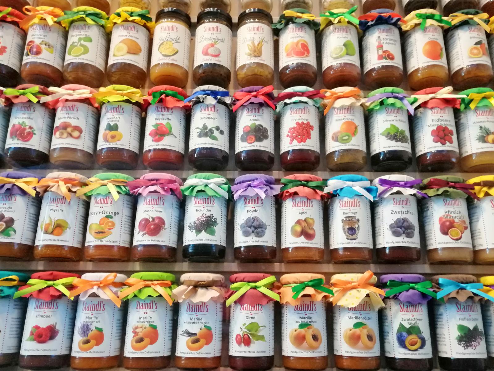 Izložba trgovine z marmeladami