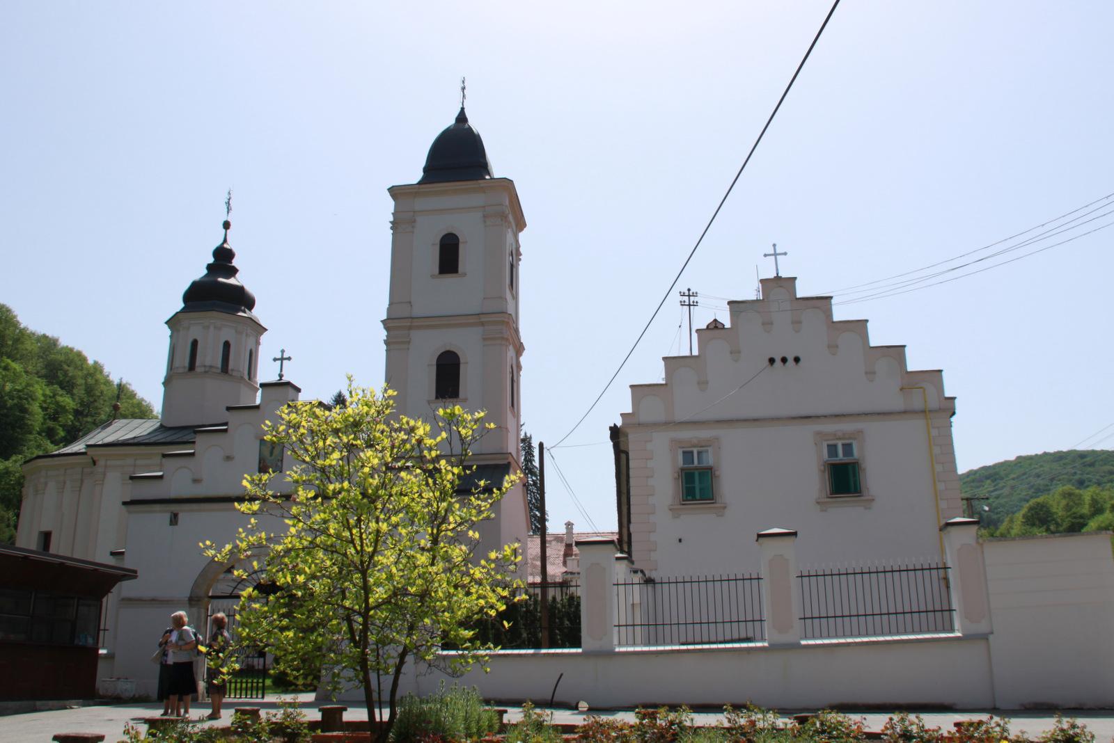 Samostan Fruška gora