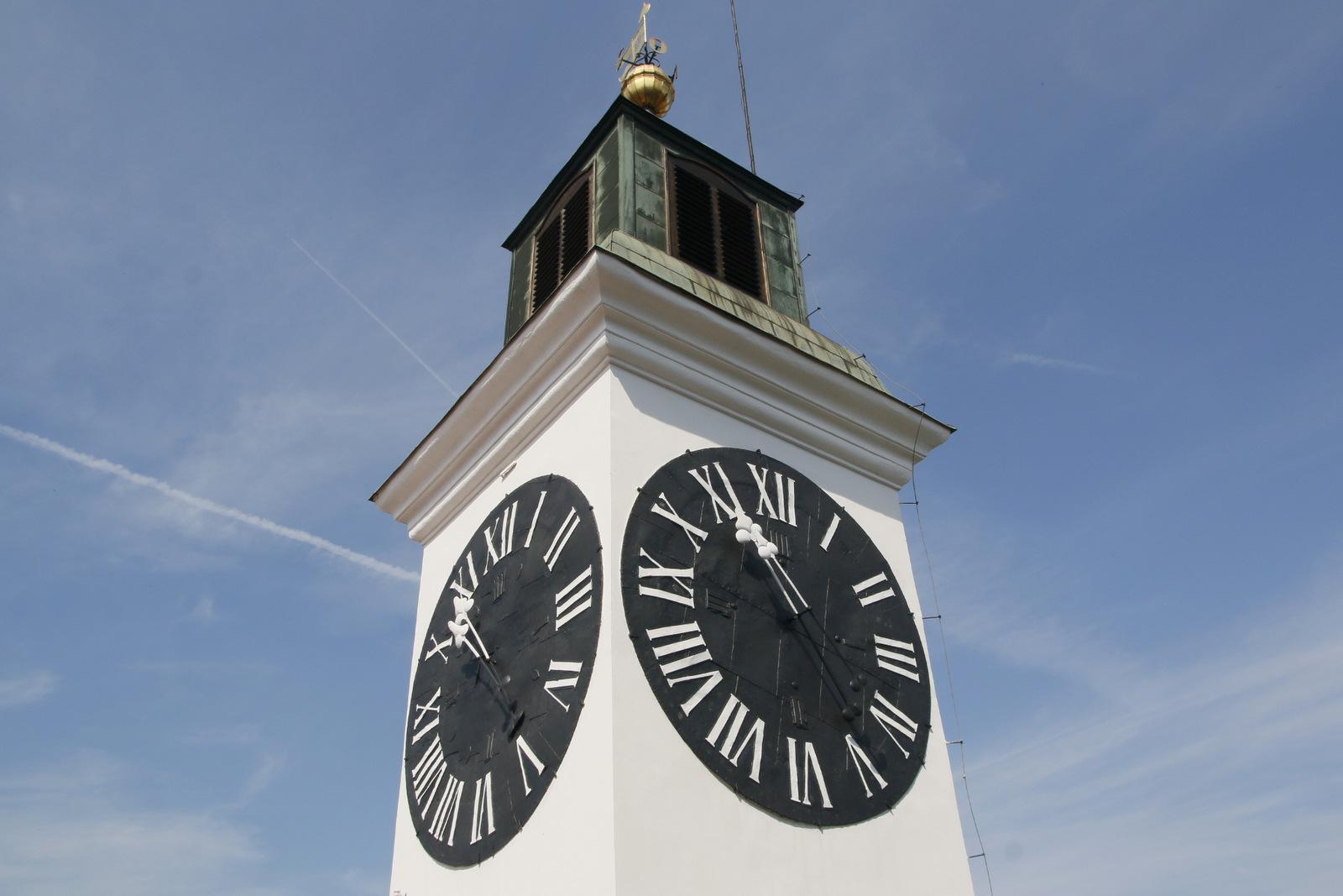 Petrovaradinski urni stolp