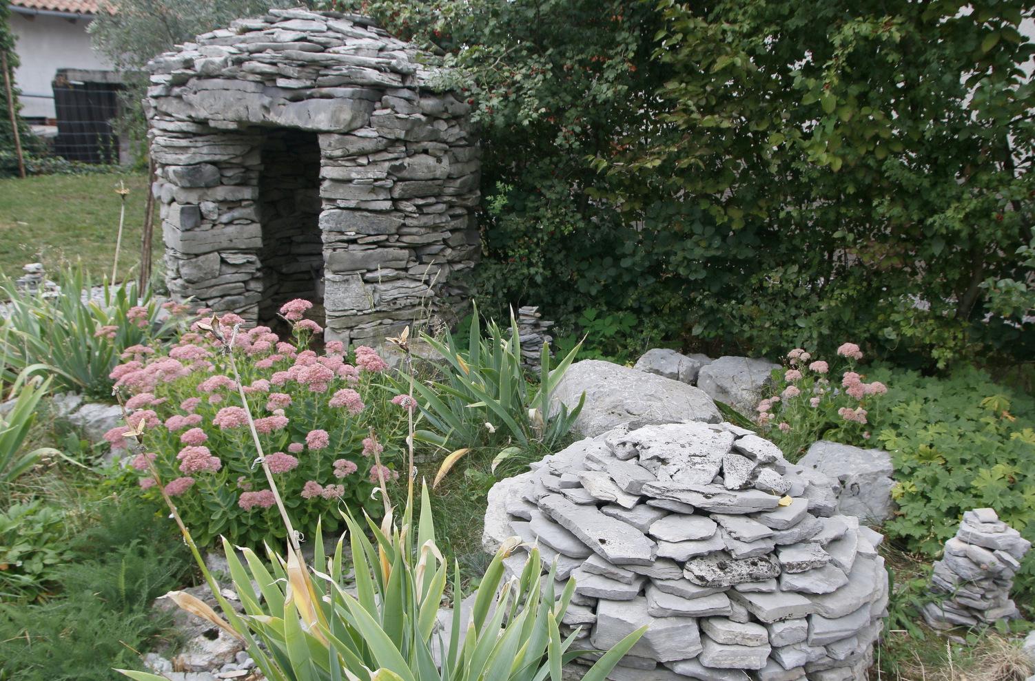 Pepina zgodba je kamnito pastirsko zavetišče