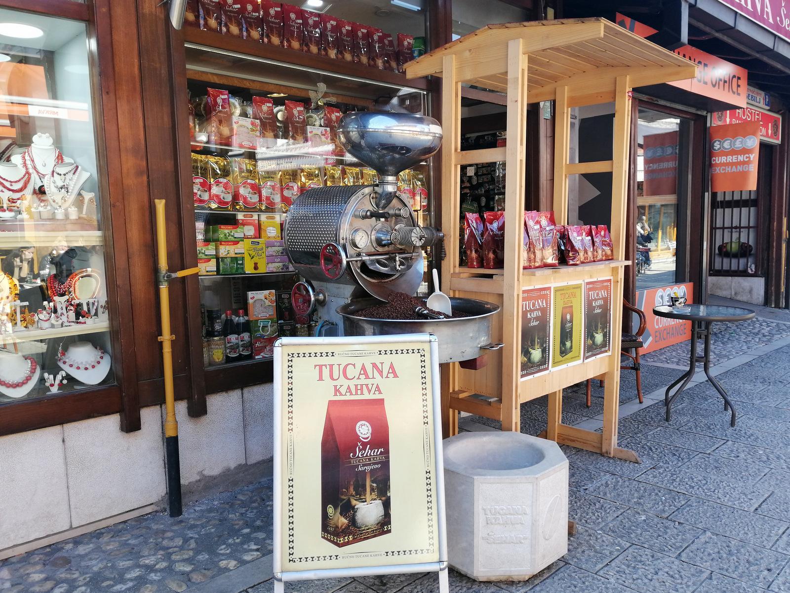 Sarajevska tucana kava