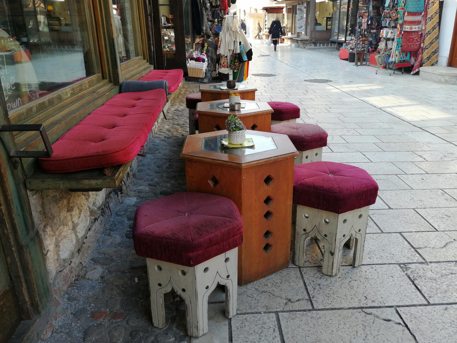 Sarajevo, Bosna in HercegovinaSarajevo kava