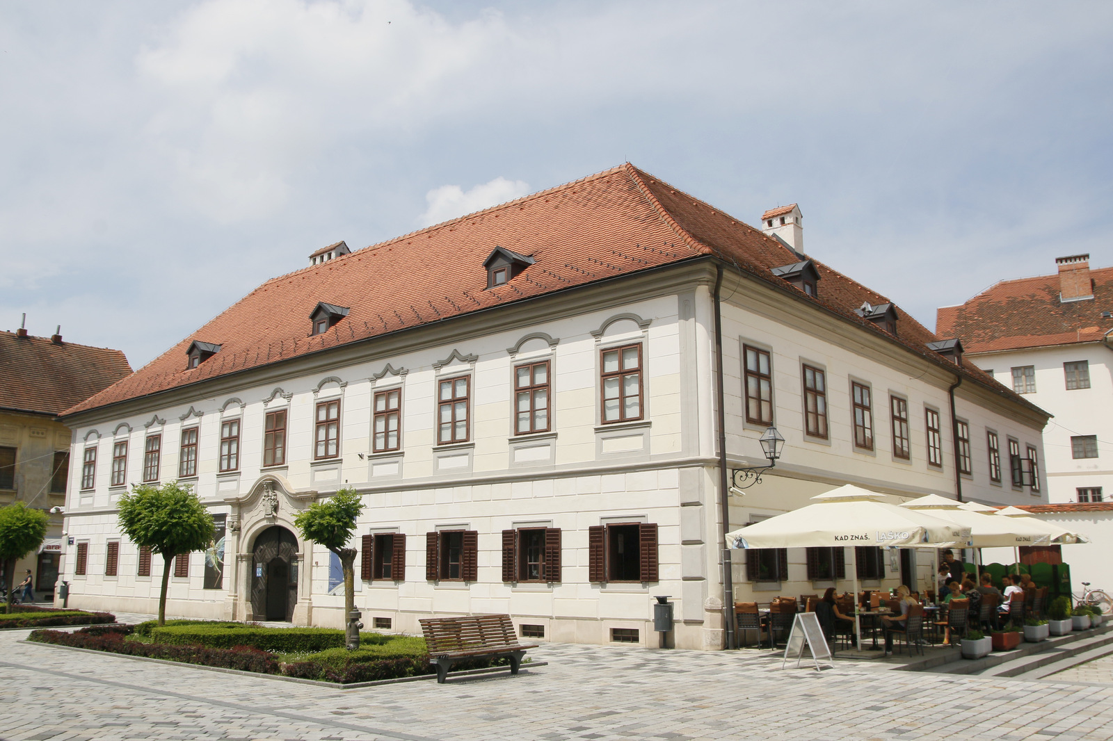 Palača Herzer, Varaždin
